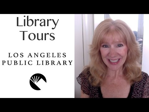 Los Angeles Public Library | Library Tours #2