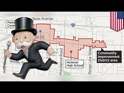 Gerrymanderers fail at gerrymandering, give one student tax authority in her district