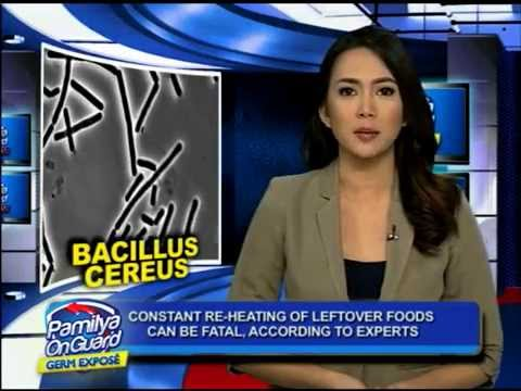 Improper reheating of leftovers could cause food poisoning