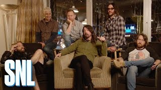 Creating Saturday Night Live: Foo Fighters - SNL