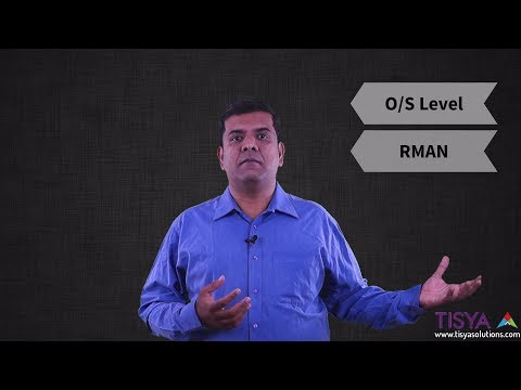 Oracle Database Backup and Recovery Introduction - Backup&Reco Video 1