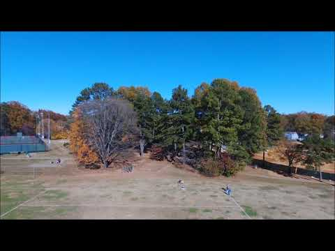 AtomicPhunk launching Rockets  - Bebop Drone - Veterans Park Charlotte NC