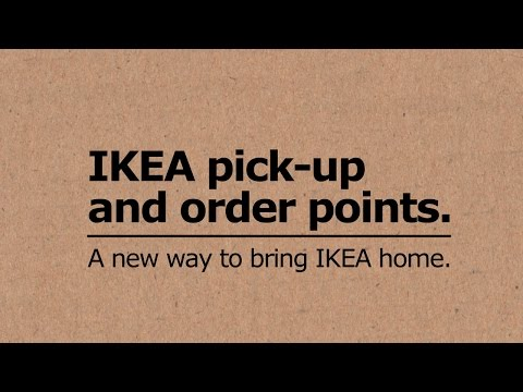 IKEA Pick-up and order points