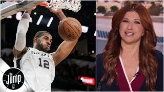 Watch out, NBA: The Spurs are still here | The Jump