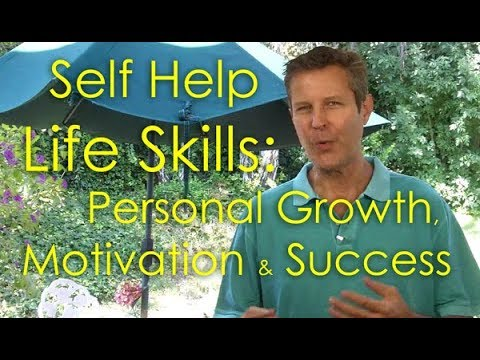 Self Help Personal Development - Tips to Improve Self Motivation, Attitude, Mindset & Life Success.