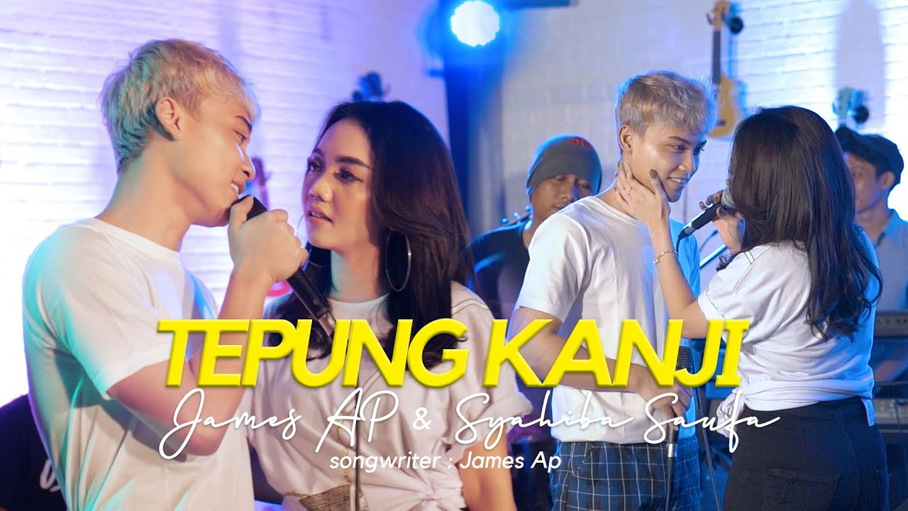 Tepung Kanji - Syahiba Saufa & James Ap (Live Music)