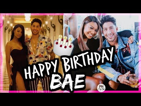 BOYFRIEND'S SURPRISE BIRTHDAY PARTY AND VEGAS VLOG!
