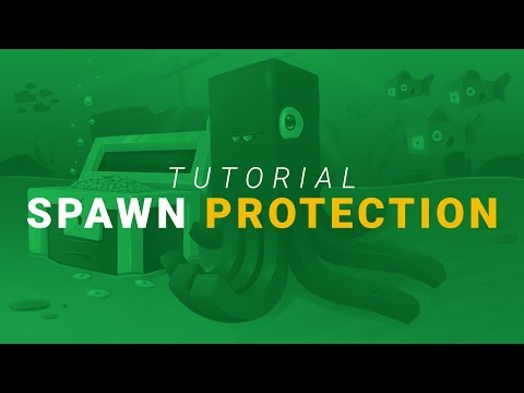 How to Enable, Configure and Disable Spawn Protection in Minecraft