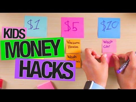 How to get more money! - Kids Money Hacks