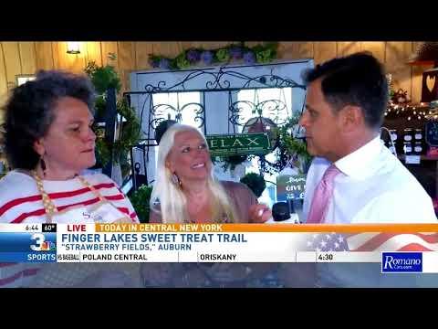 Brandon Roth Live On Sweet Treat Trail 6:45am 5/29/18