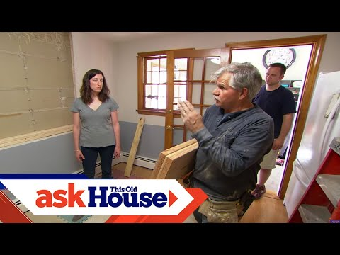 How to Cut a Pass-Through in a Load Bearing Wall