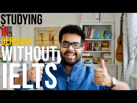 Studying in Germany WITHOUT IELTS or TOEFL: Step by Step Guide