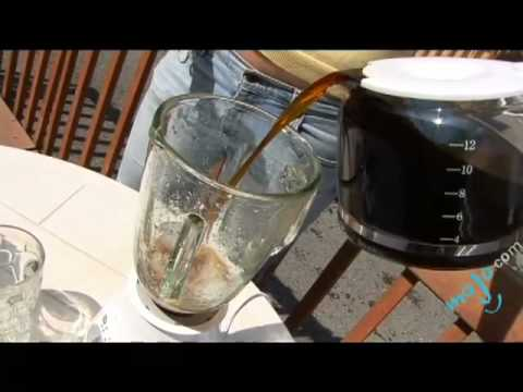 Drink Recipes: Iced Coffee Beverages