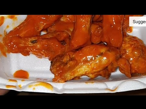 How to make Homemade Hot Wings