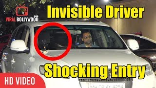 Shocking ENTRY | Car Ride With Invisible Driver | Abhay Deol | Nanu Ki Jaanu Trailer Launch