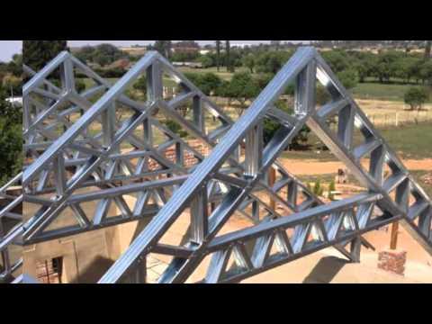 AV Light Steel: Custom Roof Trusses
