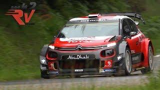 Sébastien Loeb Citroën C3 WRC Test Pure Sound -- MK2