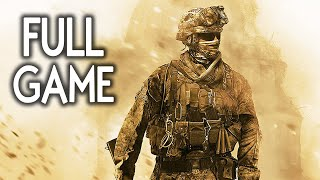 Call of Duty Modern Warfare 2 Remastered - FULL GAME Walkthrough Gameplay No Commentary