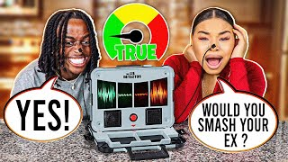 Smash Or Pass Lie Detector Test With Girlfriend! *Bad Idea*