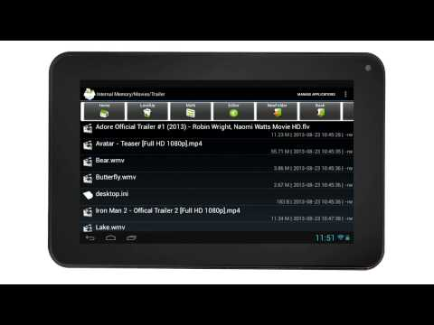 RCA Tablets | App Defaults and Clear On Your RCA Tablet (Android 4 1)