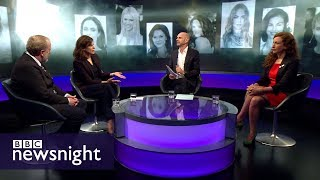 Are the Weinstein allegations a watershed moment? - BBC Newsnight