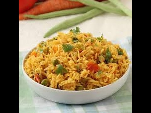 How to make pulav / Easy Pulav /झटपट पुलाव/ vegetable pulav / mix veg pulav