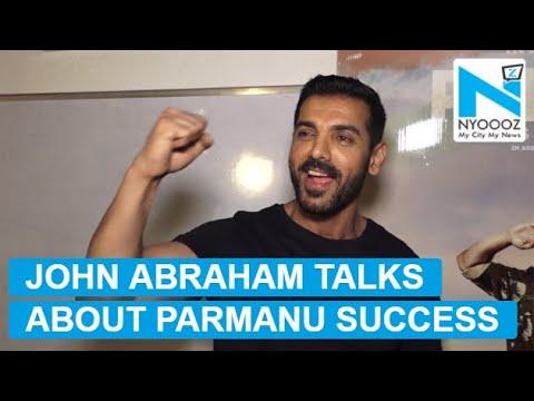 John Abraham is happy with 'Parmanu' success