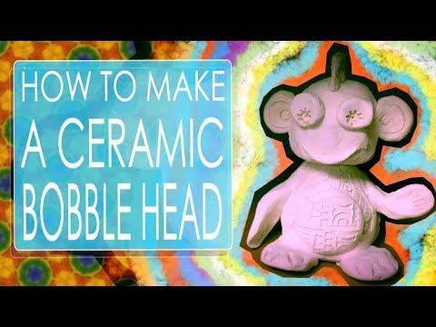How to Make a Ceramic Bobble Head
