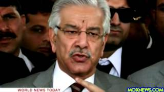 """Pakistan Defense Minister Warns Israel That """"Pakistan Is A Nuclear State Too!"""""""