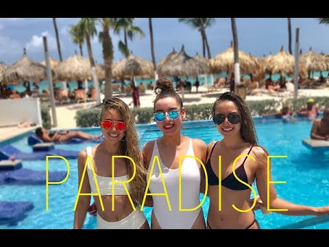 ARUBA With My Besties! Vacation Vlog