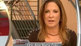 ¡La Dra. Polo responde al Presidente Chavez! Telemundo [HQ]