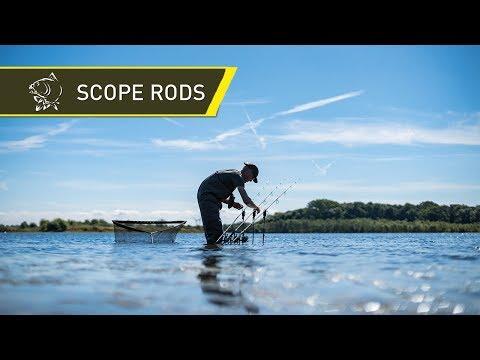 Nash Tackle Scope Rods