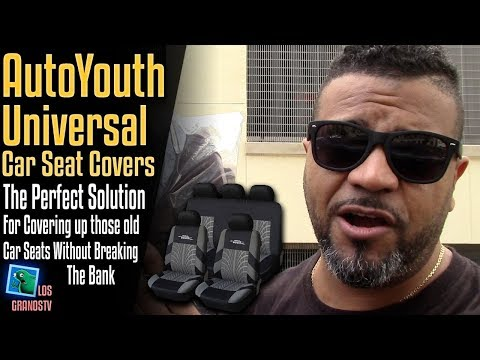 AutoYouth Universal Car Seat Covers 💺 : LGTV Review