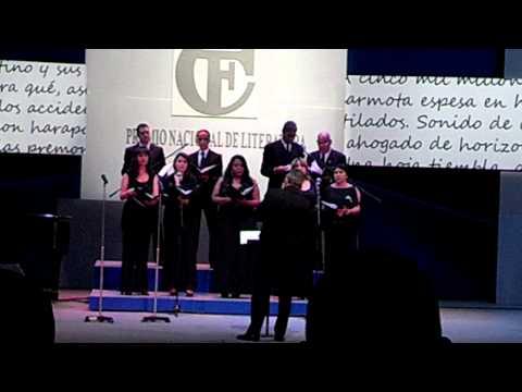 Nelson Veras, Glenmer Perez y coro-9th symphony