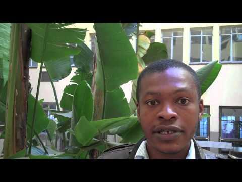 Kiva Borrower Bonginkosi from South Africa
