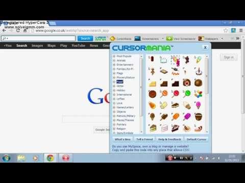 How To Get Free Cursors For Windows