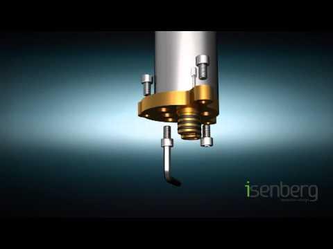 www.isenbergdesign.de Installing Isenberg's Floor Mounted Tub Filler Faucet w/ Hand-shower 100.1170