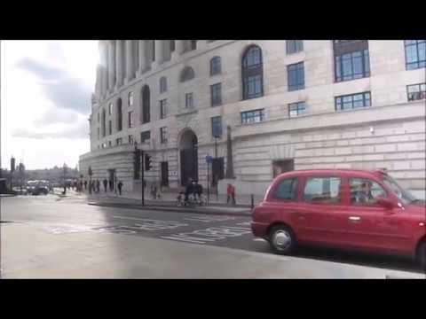 Open House London part 2: Whitehall, Crystal Palace Subway, Peckham Rye Waiting Room