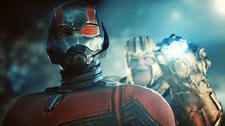 THANOS vs. ANT-MAN   Avengers: Endgame Alternative Ending
