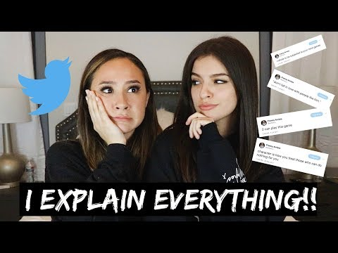 BEST FRIEND EXPOSES MY TWEETS!! (EMBARRASSING)