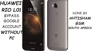 EASY WAY###TO BYPASS GOOGLE ACCOUNT LOCK/FRP ON HUAWEI G8   1000