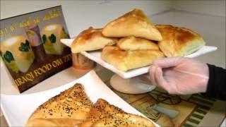 فطائر بلحم , اكلات عراقيه ام زين  IRAQI FOOD OM ZEIN