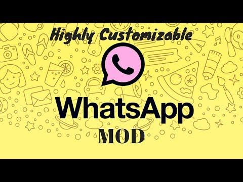 Amazing Whatsapp Mod For You 😍😍