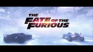 Rocket League : DLC Fast & Furious 8 / Fate of the Furious - Trailer