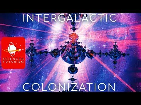 Intergalactic Colonization