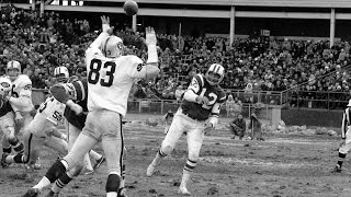 Joe Namath A Football Life Afl Championship