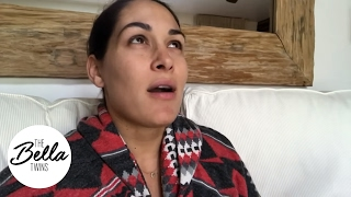 birdie goes upside down at the chiropractor brie opens up about her stress as a mommy