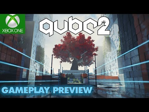 Q.U.B.E. 2 |  Xbox One Gameplay Preview