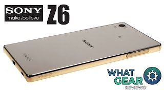 SONY XPERIA Z6 - Leaks & Rumors