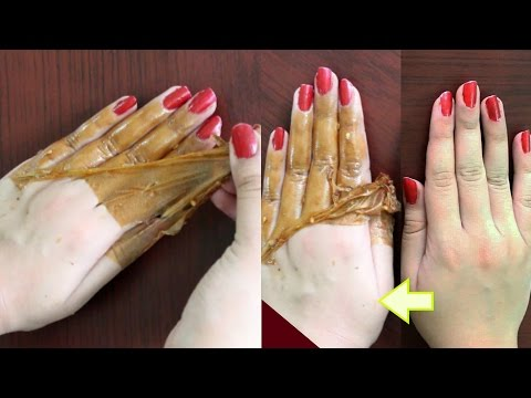 SKIN WHITENING PEEL-OFF MASK | GET FAIR & GLOWING SKIN INSTANTLY | how to get fair skin in 1 day